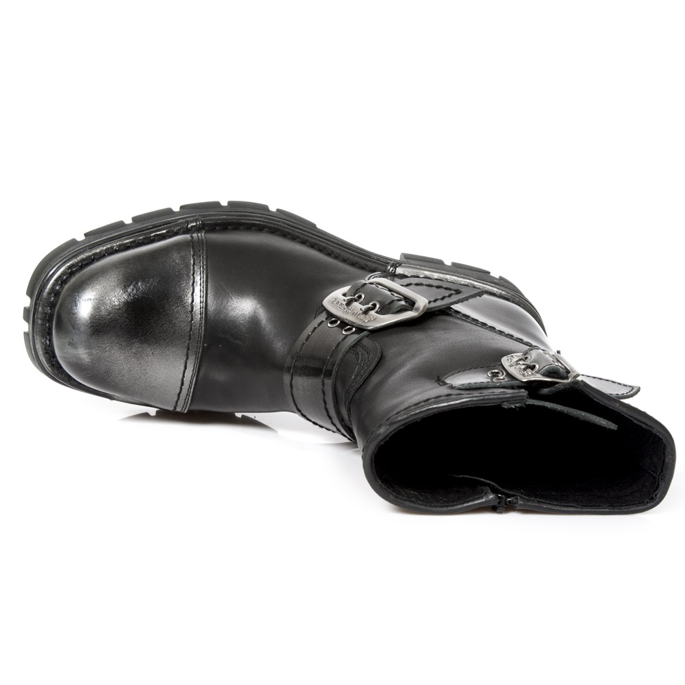 Motorcycle Boots Ankle S M 119