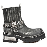 Vintage Grey Western Metallic *May take up to 35 - 45 days to Receive*
