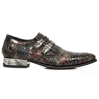 Ox Blood Red Leather Dress Shoes