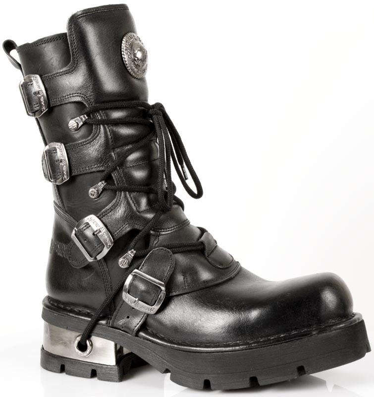 giant black booties LOT.