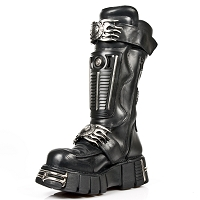 New Rock Soul Crushers - Wide Calf *May take up to 35 - 45 Days to Receive*