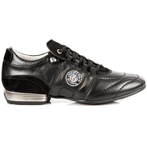 Black Leather Dress Shoes w Laces