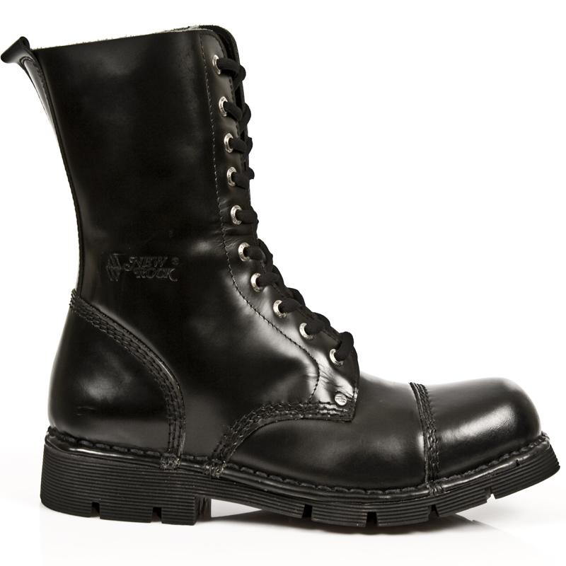 Vegan Military Boots